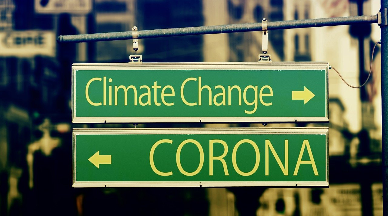 Climate Change Sign
