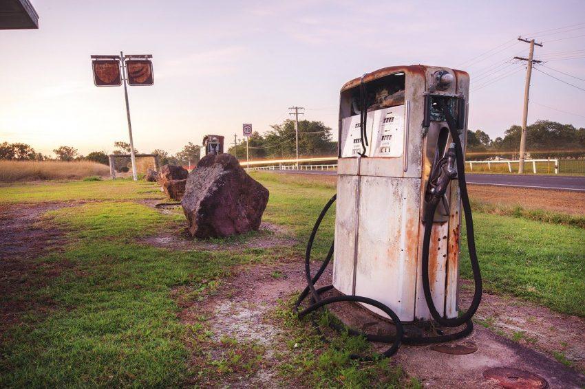 Abandoned fuel pump