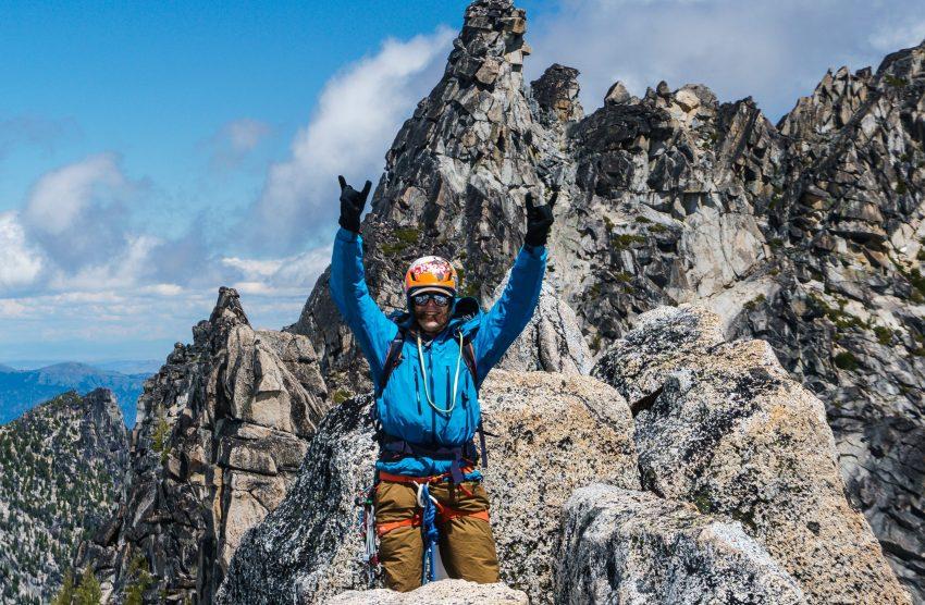 Recreation at summit