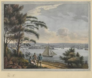 Nineteenth-century English scene