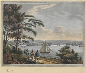 Nineteenth-century English scene