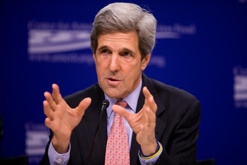 John Kerry, Climate Czar