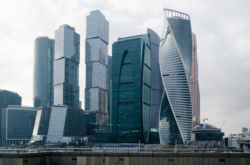 Moscows City