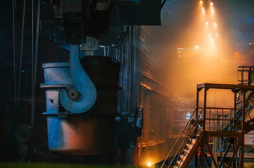 Steel-making
