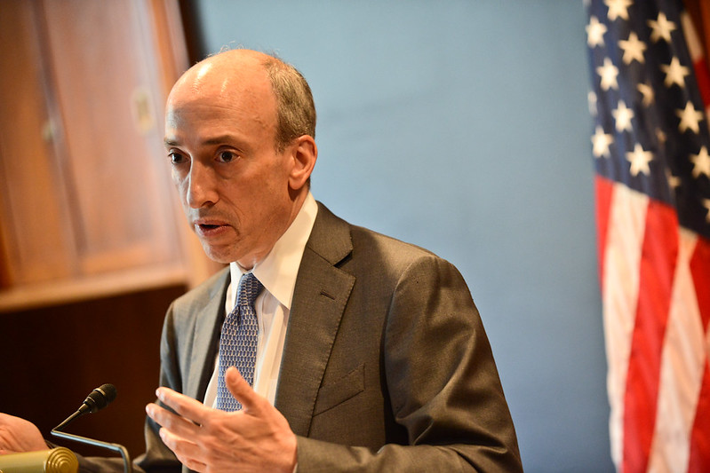 SEC's Gary Gensler to decide on climate change disclosure