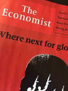 The Economist Is Too Pessimistic about Climate